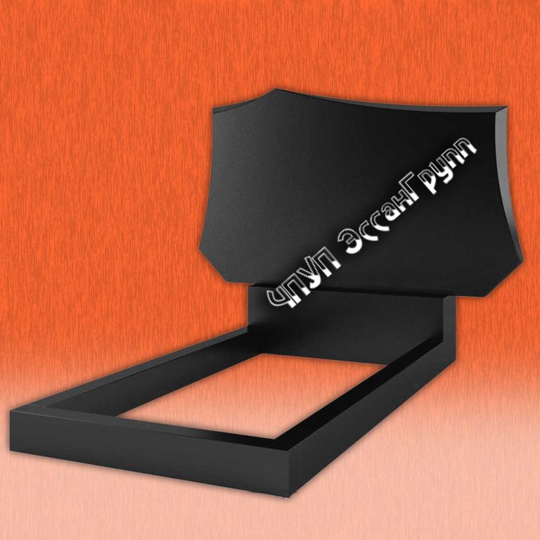 <h3>Памятник надгробный №20 </h3> <h2>800-850 рублей</h2> <p> Размер стелы: 100*50*5<br> Размер тумбы: 50*20*15<br> Размер цветника: 100*50*5<br> (В комплект входит 2 цветника)</p>