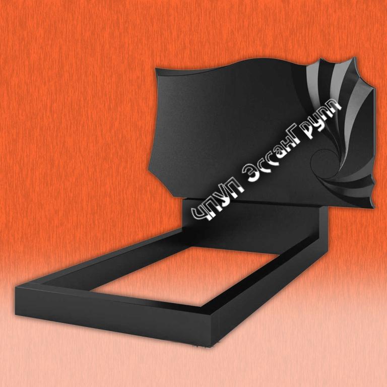 <h3>Памятник надгробный №29 </h3> <h2>800-850 рублей</h2> <p> Размер стелы: 100*50*5<br> Размер тумбы: 50*20*15<br> Размер цветника: 100*50*5<br> (В комплект входит 2 цветника)</p>